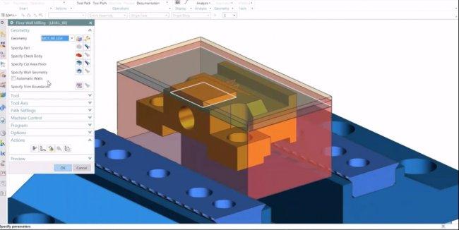 Fabricación Digital Avanzada con Siemens NX (CAD, CAM, programación NC, CMM integrado) [Webinar de 65 min]