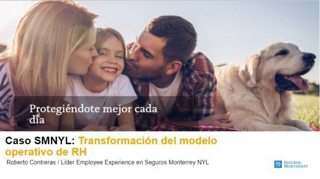 SAP SuccessFactors Cloud en Seguros Monterrey. Habla el cliente. [Video en español]