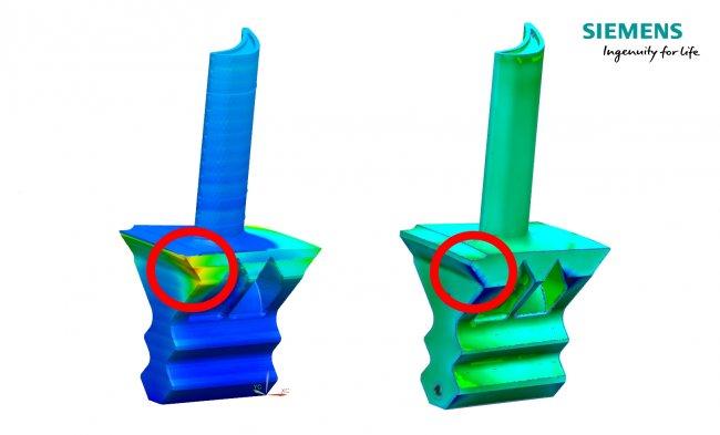 Siemens presenta su solución de Simulación de Procesos de Fabricación Aditiva para mejorar la precisión de la impresión 3D