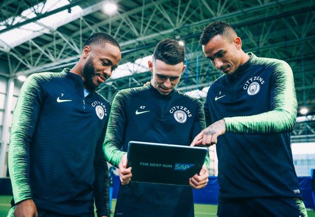 El Manchester City explica qué hace con SAP