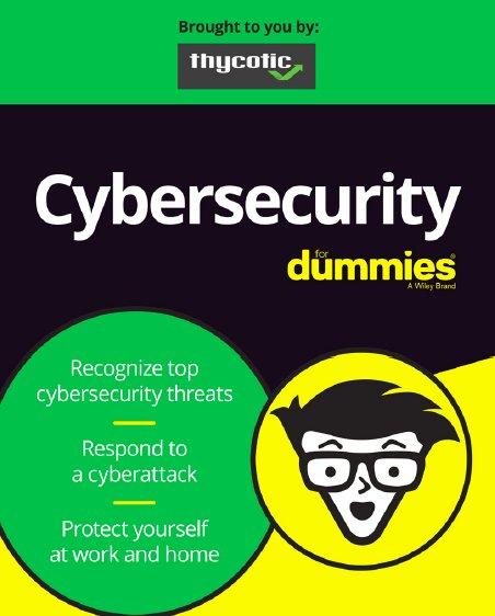Introducción a la Ciberseguridad para no técnicos [Cybersecurity for Dummies]