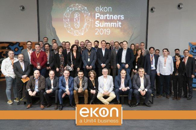 ekon celebra su Partners Summit 2019 en Barcelona