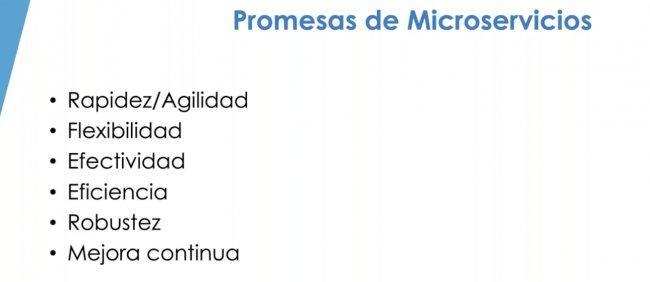 Arquitectura de Microservicios: Mejores prácticas y retos a tener en cuenta [Webinar de 70 min]