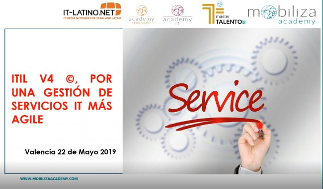 Las Claves de ITIL4 [Video en español 49:00 min]