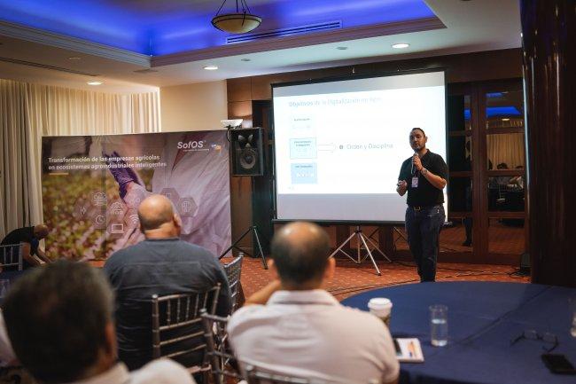 SofOS organiza en México panel sobre transformación digital en Agroalimentario