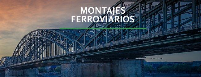 Montajes ferroviarios Monferra implanta ERP de Arión
