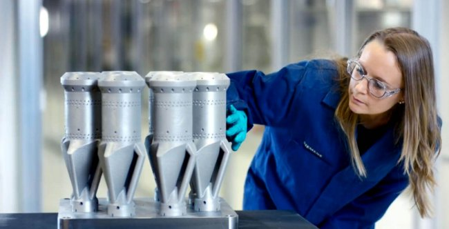 Siemens pone en marcha su Red de Fabricación Aditiva
