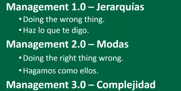 Introducción a Management 3.0