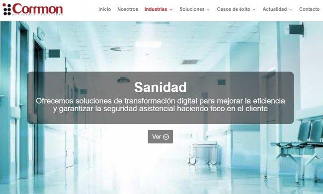 Common MS e Ibermática implantarán SAP conjuntamente en el sector hospitalario público y privado