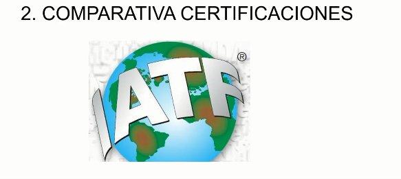Normativa IATF 16949.Nuevos requisitos de Ciberseguridad desde Enero del 2020.