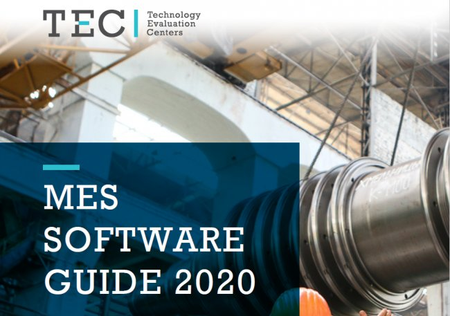 Guía TEC 2020 de Software MES