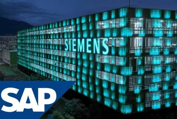 Siemens y SAP en alianza para acelerar la transformación industrial