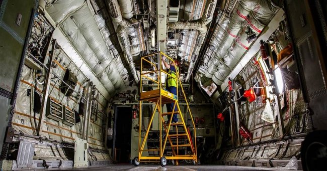 FS colabora con Marshall Aerospace & Defense Group, líder en fabricación y servicios de defensa