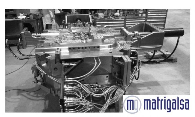 MATRIGALSA fabricante de moldes para fundición inyectada implantará abas ERP