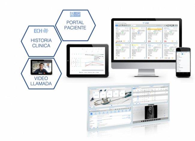 Common MS ofrece solución de Hospital Virtual para Hospitales